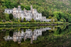 Kylemore-Abbey-Reflection