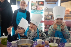 Kids Cooking with GMIT